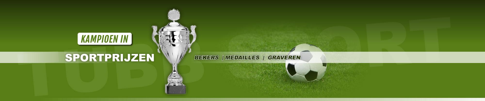 Slider Afbeelding van Tubbsport | Sportprijzen, bekers en medailles